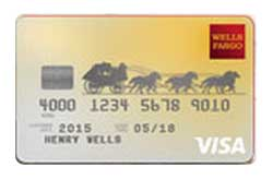 Wells Fargo Cash Back College Visa® Card